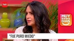 """Fernanda Urrejola subió 15 kilos en Estados Unidos: """"Fue puro miedo""""   Muy buenos días"""