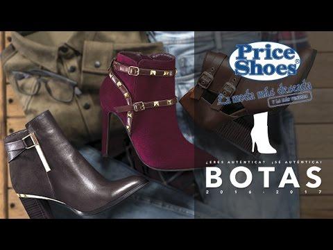 610c0108cc Catálogo Price Shoes  Botas 2016-17 - YouTube