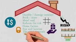 Question Nr#51: Metal vs shingle roof - determine insurance?