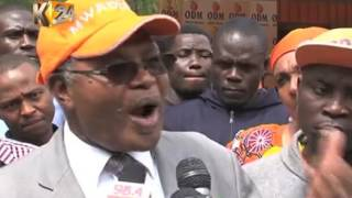 ODM party Nominations
