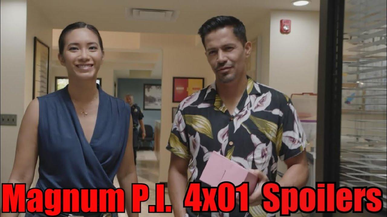 "Download Magnum P.I. | 4x01 | Spoilers & Promo Photos | ""Island Vibes"" | Season 4 Episode 1 Sneak Peek"