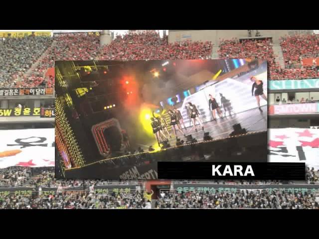 映画『K-POP DREAM CONCERT 2011』予告編