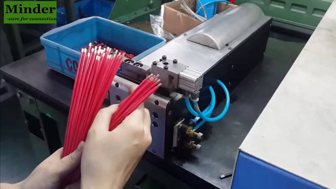 maxresdefault ultrasonic electric wire harness spot welder youtube ultrasonic welding for wire harness at gsmx.co
