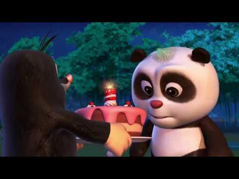 Krtek a panda epizoda 2 - Uvítací večírek