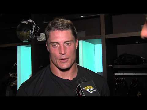 "Posluszny: ""It feels great to be back out there"""