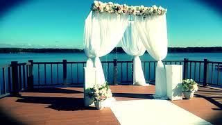 Работаем на свадьбе в усадьбе