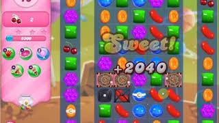 Candy Crush saga level 1539