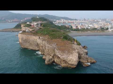 Kaohsiung Harbour Tour 2018 Drone