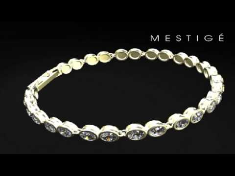 Mestige Enlighten Crystal Bracelet