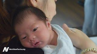 Léčba refluxu u dětí s pomocí stravy