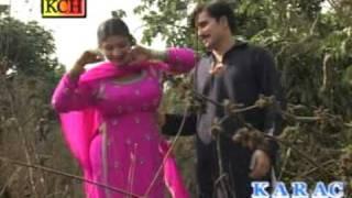 pakistani punjabi song akhan wich kajla