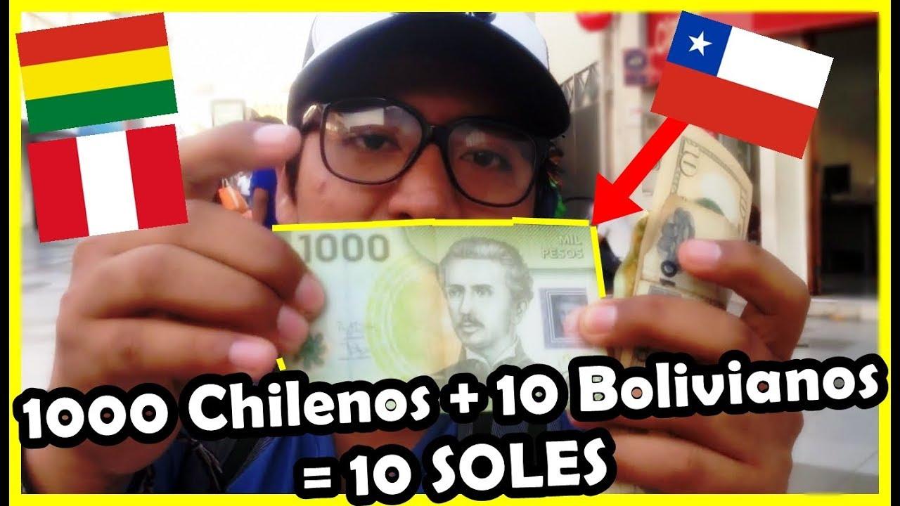 Chilenos Vs Peruanos Bolivianos