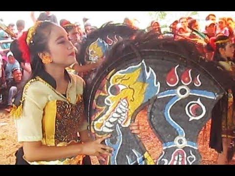 JATHILAN Babak Putri Full / Kuda Lumping KUDA JINGKRAK Kesurupan / Female Horse Dance [HD]