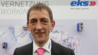 EKS Engel: Mehr als nur Komponenten-Hersteller für LWL-Datenübertragung