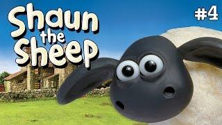 Shaun the Sheep - Timmy Bermain Sirkus Big Top Timmy HD
