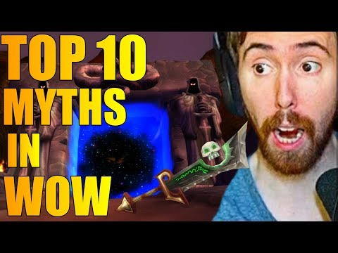 Asmongold Reacts To Top 10 Myths Of World Of Warcraft - MadSeasonShow