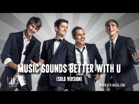 Music Sounds Better With U (Solo Version) [NEW!]