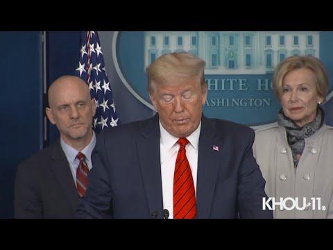 Trump asks Syria to release journalist Austin Tice immediately