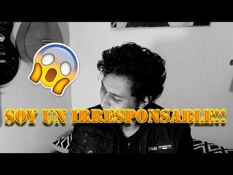 Lo que Paso Por no ser RESPONSABLE