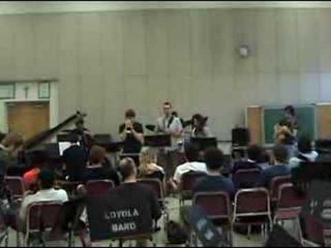Video for Music Technology Class