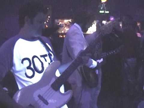 The Hardaways @ The Replay Lounge, 2003