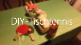 DIY-Tischtennis