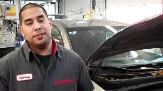 What is the TPMS? (tire pressure light)
