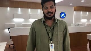 AppWorld Customer Review at Apple iPhone Service Center -Hitech City Gachibowli Hyderabad