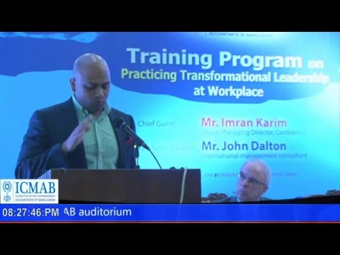 Practicing Transformational Leadership at Workplace