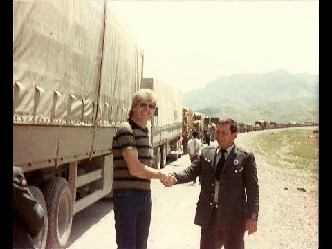 JOHN DOWDALL EX M.E AND ASTRAN DRIVER 1972 /1989