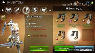 Dungeon hunter 4   thưởng thức tựa game ảo tưởng sức mạng bậc nhất.