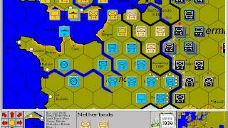 IE 14 PC games preview - Third Reich (1995)