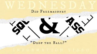 Wednesday Information Video: Did Freemasonry
