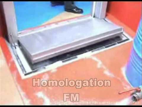 Barri re anti inondation pour parking souterrain mod le pollu gate youtube - Barriere anti inondation ...