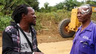Strain Hunters Foundation Road Construction in Democratic Republic Congo