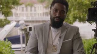 ballers  ricky hilarious interview scene