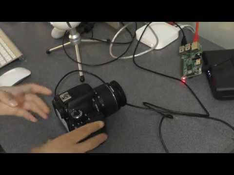 Tutorial 41: Control a DSLR Camera with your Pi! - The Zan Show