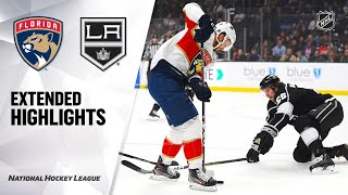 Florida Panthers vs Los Angeles Kings | Feb.20, 2020 | Game Highlights | NHL 2019/20 | Обзор матча
