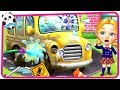 Sweet Baby Girl Cleanup 6 - Cleaning Fun at School - Dress Up Game for Kids and Children