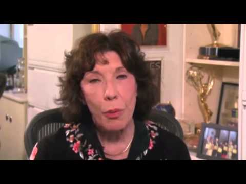 A message from Lily Tomlin to YOU!