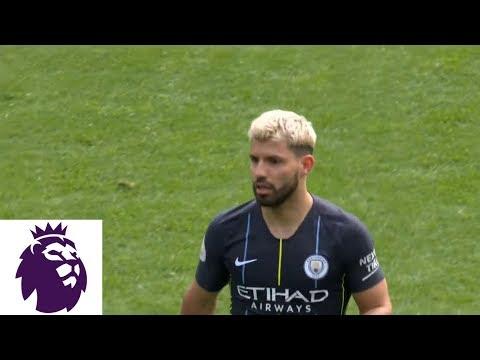 Goal line technology gives Man City a 1-0 lead v. Burnley   Premier League   NBC Sports