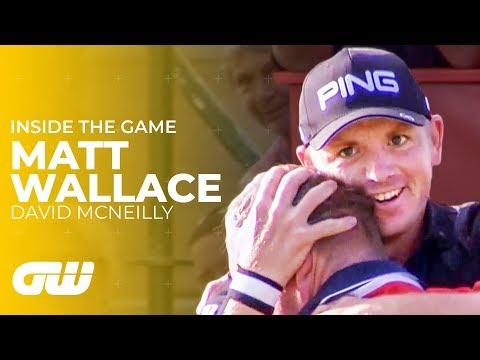 Matt Wallace - The Next Nick Faldo? | Dave McNeilly Interview | Golfing World Mp3