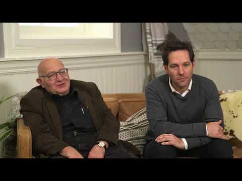 'The Catcher was a Spy' director discovered Paul Rudd at the 'Ant-Man' premiere
