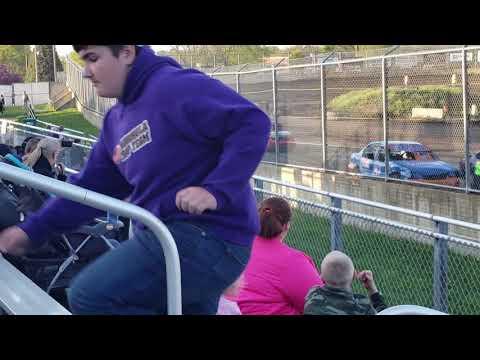 Warren County Speedway 5/4/19 Heat 3