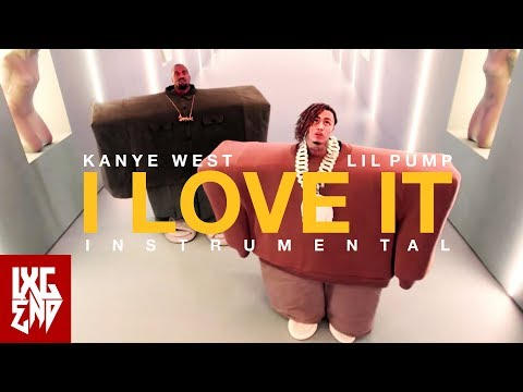 Kanye West & Lil Pump - I Love It (INSTRUMENTAL)