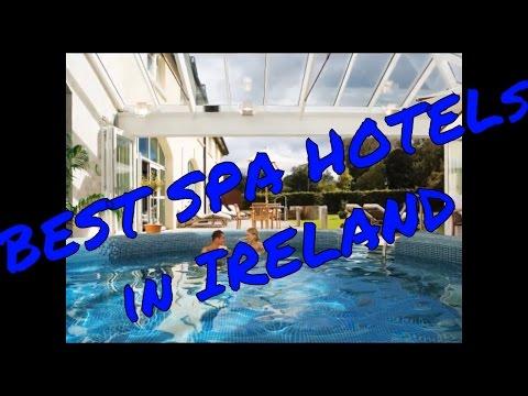 🌊 BEST SPA HOTELS in IRELAND