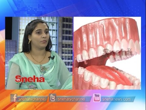 Health First - Dr Sonam - Dental Specialist - Dental Problems || Sneha TV Exclusive