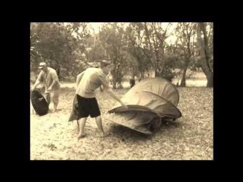 Straddie Fish Trip. Laurel & Hardy