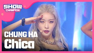 Download Show Champion EP.325 CHUNG HA - Chica Mp3
