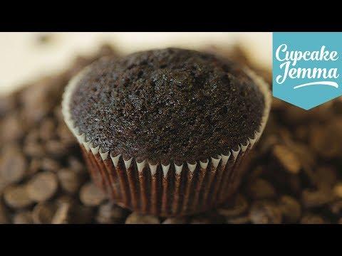 How to make Chocolate Cupcakes | Cupcake Jemma